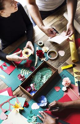 Les loisirs créatifs : un plaisir pour tous les âges 1